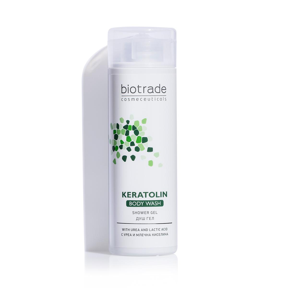 Keratolin Body gel de curățare corp